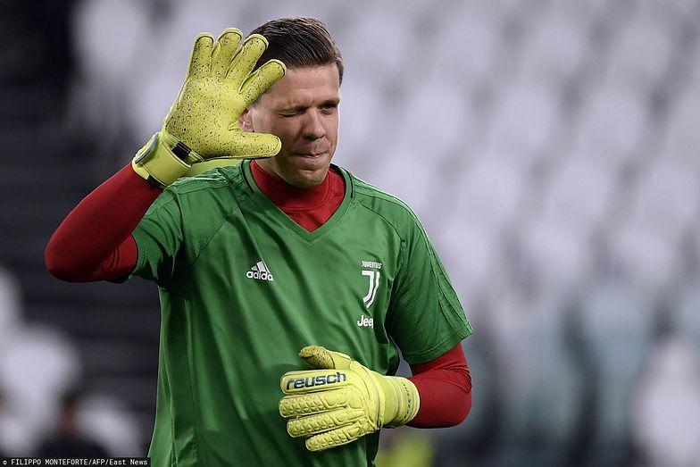 Superpuchar Włoch. Juventus - SSC Napoli. Szczęsny wychwalany pod niebiosa. Ronaldo w cieniu Polaka