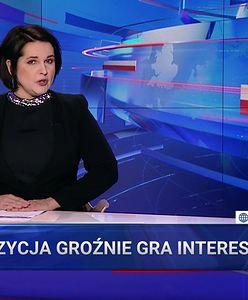 """""""Woronicza, gratuluję odlotów"""". """"Wiadomości"""" TVP przeszły same siebie"""