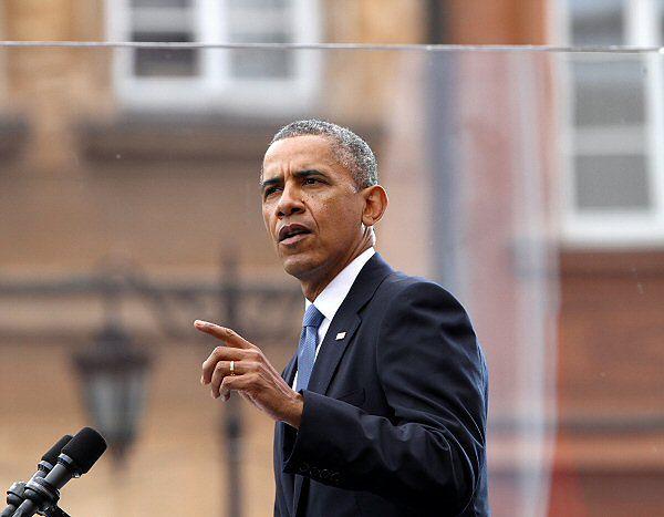 Media: Barack Obama stara się nie obiecywać pomocy wojskowej Ukrainie