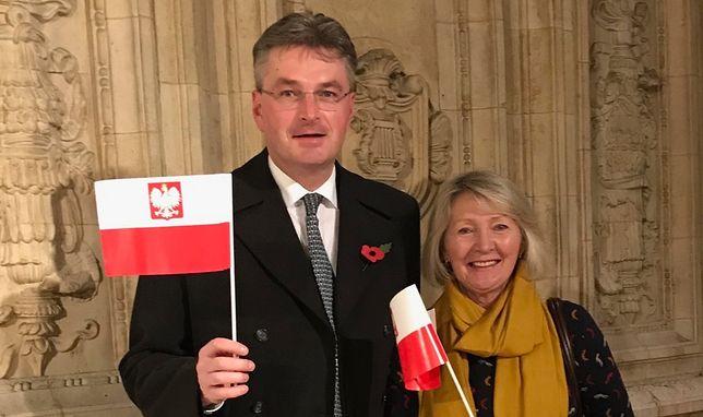 """Był """"brextremistą"""", teraz zmiękł. Wolta polskiego posła w Izbie Gmin"""