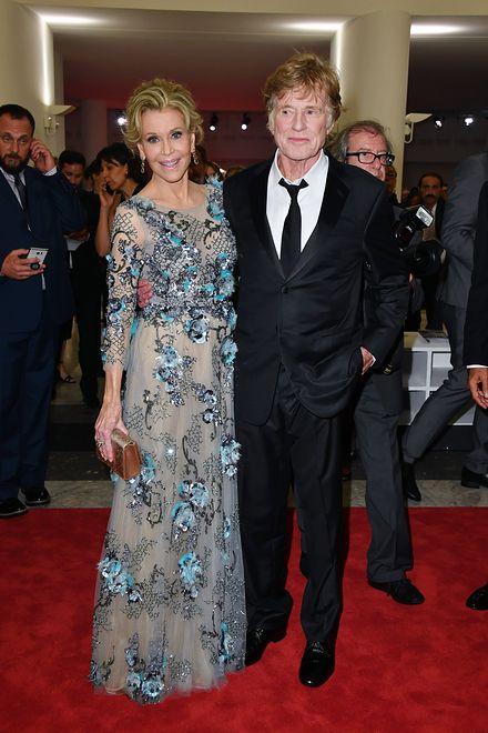 Fonda i Redford otrzymali w Wenecji Złote Lwy. Za co ich doceniono? Oboje nie kryli wzruszenia