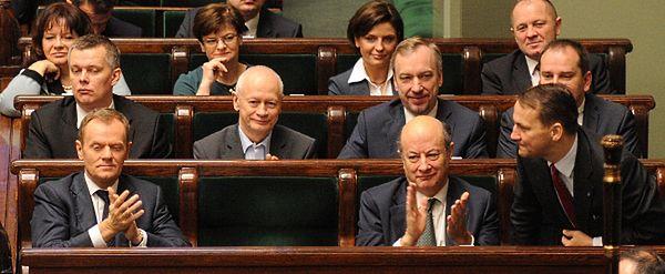 Premier i jego rząd