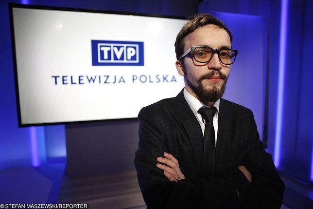 Materiał TVP o synu Adama Bodnara wzbudził spore kontrowersje