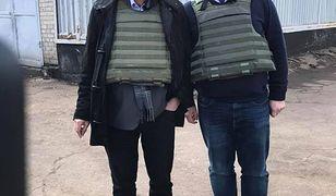 Ryszard Terlecki oraz Tomasz Rzymkowski