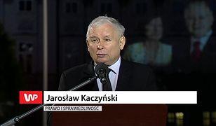 """Jarosław Kaczyński dziękuje Macierewiczowi. """"Stalowa wola"""""""