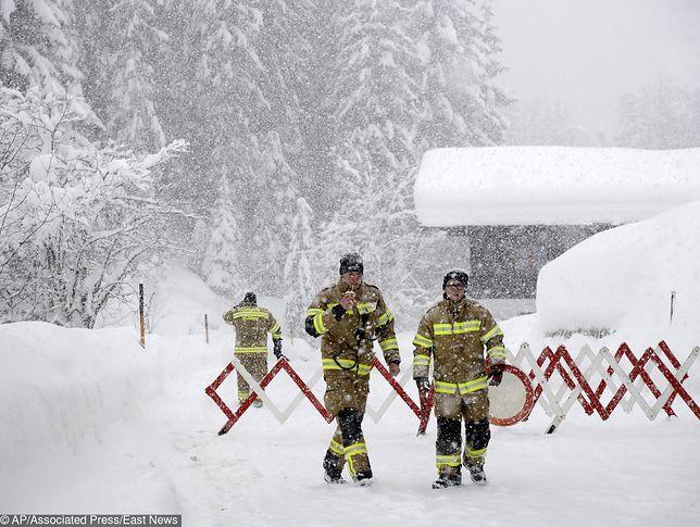Pogoda paraliżuje Austrię i Niemcy. Zima nie powiedziała tam jeszcze ostatniego słowa.