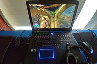 Acer Predator Helios 500 - potężny laptop z Intel Core i9, GTX 1070 i 144 Hz (podgląd HotZlotowy) - Podświetlenie jest całkowicie modyfikowalne z możliwością... wyłączenia