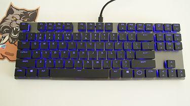 Niskoprofilowa klawiatura SK630 od Cooler Master