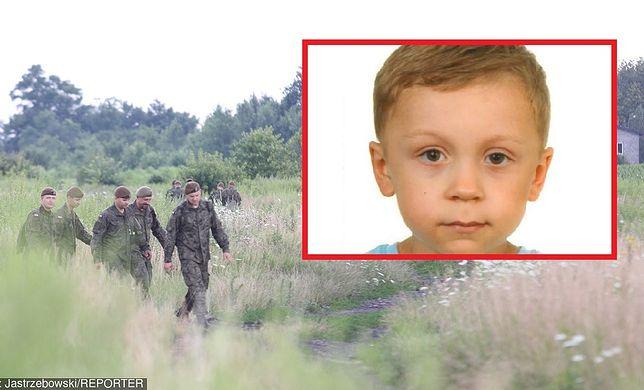 Dawid Żukowski zaginął w środę, 6 dni temu