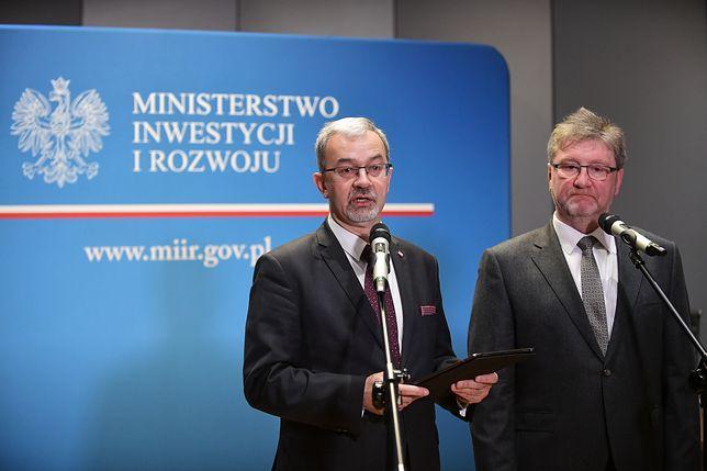 Minister Jerzy Kwieciński powiedział, że tylko 83 escape roomy są w pełni bezpieczne