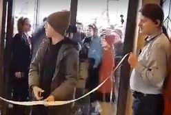 Tłumy na otwarciu McDonald's. Pierwszy klient z darmowym zamówieniem