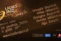 Ladies' Jazz na Święta