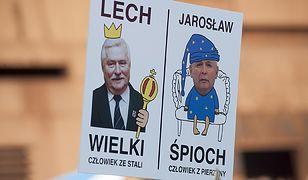 Demonstracja KOD w Gdańsku