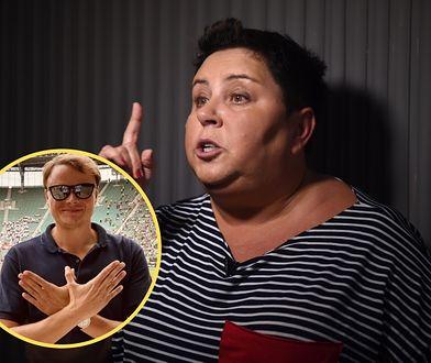 """""""Big Brother"""". Mateusz chce pozwać Dorotę Wellman o zniesławienie"""