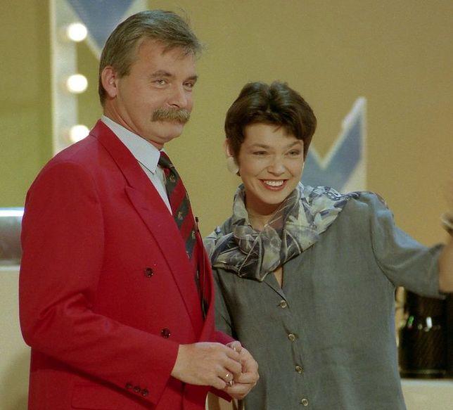 Wojciech Pijanowski i Magda Masny
