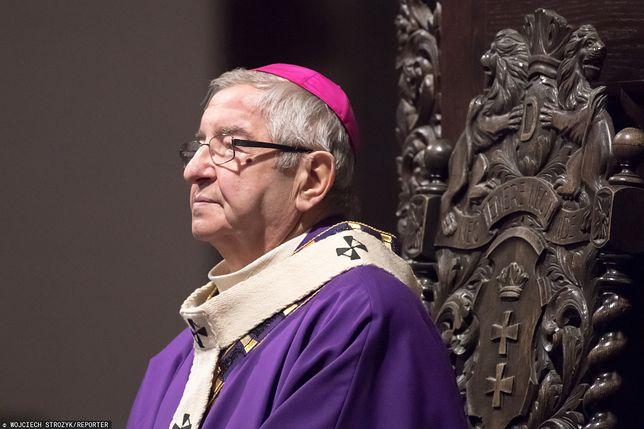 Wpłynęła formalna skarga na arcybiskupa Sławoja Leszka Głodzia. Nuncjatura potwierdza