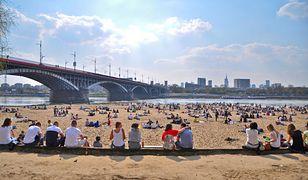 Warszawa. Pogoda na najbliższe 3 tygodnie