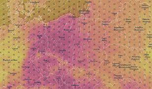 Pogoda na tydzień. Atlantyckie powietrze podzieli Polskę. Gdzie będzie upał?