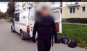 Bezkarność Straży Miejskiej w Warszawie [WIDEO]