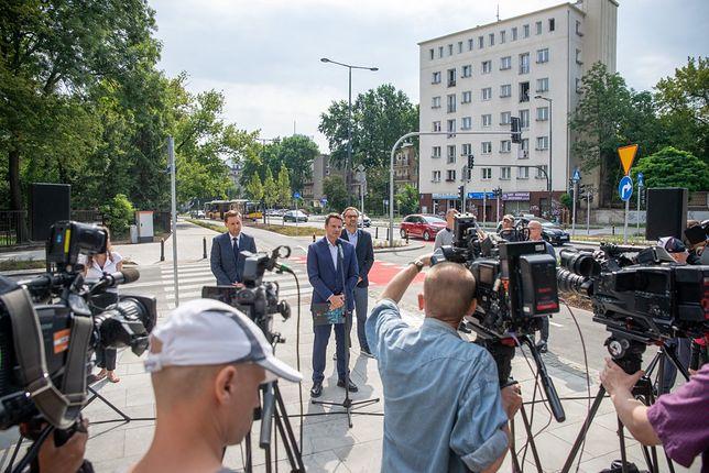 Warszawa. Zakończyła się przebudowa ul. Górczewskiej