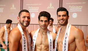 Kandydaci do tytułu Mister Supranational 2017