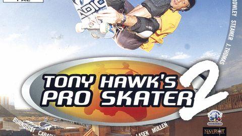 Wspominkowo #7 – Tony Hawk's Pro Skater 2
