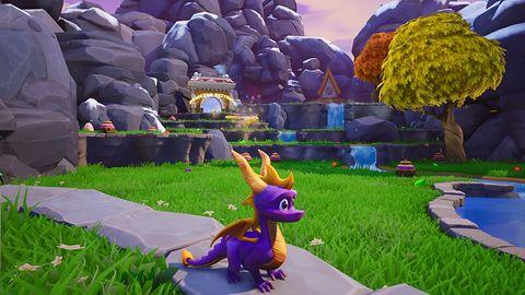 Spyro Reignited Trilogy z datą premiery na PC i Nintendo Switch