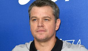 Matt Damon jest dziś jednym z topowych amerykańskich aktorów