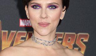 "Scarlett Johansson na premierze ""Avengers: Wojna bez granic"""