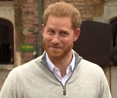 Książę Harry: jego prywatna korespondencja wyciekła do sieci