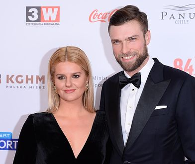 Zofia Zborowska i Andrzej Wrona wzięli ślub kilka dni temu