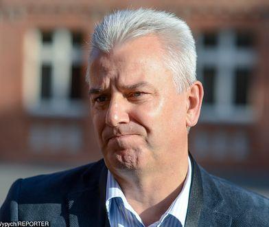 Ruszył proces byłego ministra Cezarego Grabarczyka