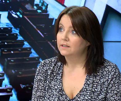 Posłanka PiS do Konrada Piaseckiego: powiedz dziennikarzu, ile ci płacą za to, co robisz