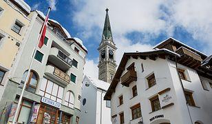 "Sankt Moritz – zimowy kurort ""naj"""