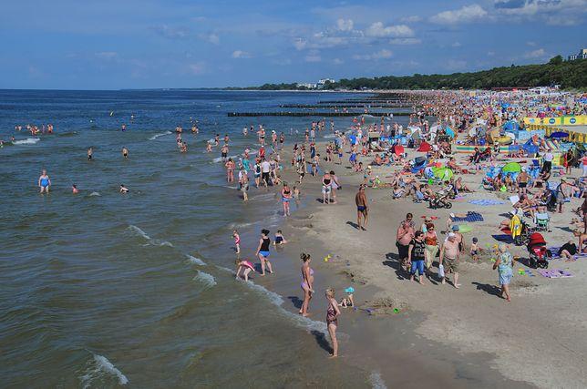 Plaża, Kołobrzeg / zdjęcie ilustracyjne