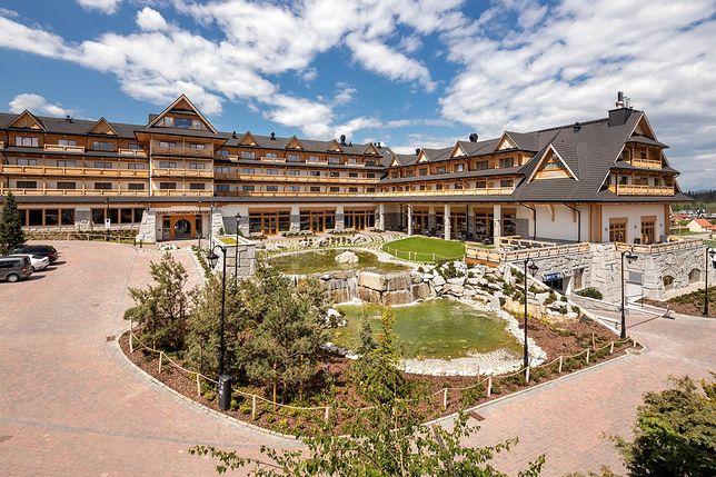 Hotel Bania, zdjęcie ilustracyjne