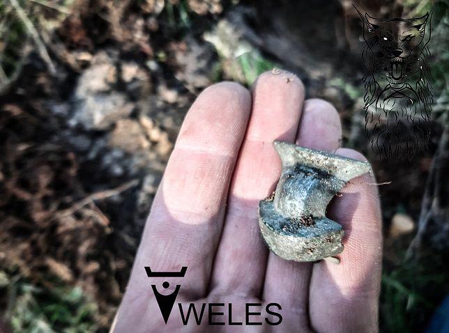 Fibula datowana jest na 80-260 r. n.e.