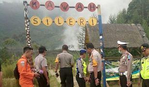 Katastrofa helikoptera ratowniczego. Nie żyje 8 osób