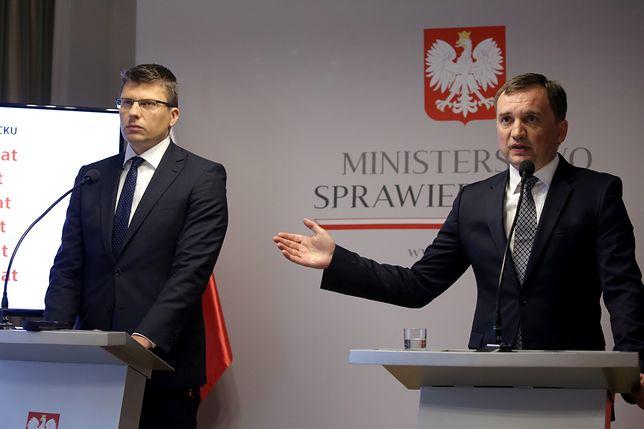 Zbigniew Ziobro chce zdecydowanego zaostrzenia kar dla gwałcicieli