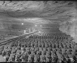 Amerykanie nie mogli wierzyć własnym oczom. Naziści ukryli tam złoto warte miliardy dolarów