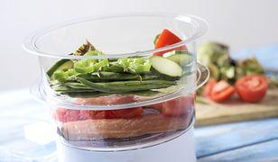 Parowary pomagają przygotować zdrowsze posiłki