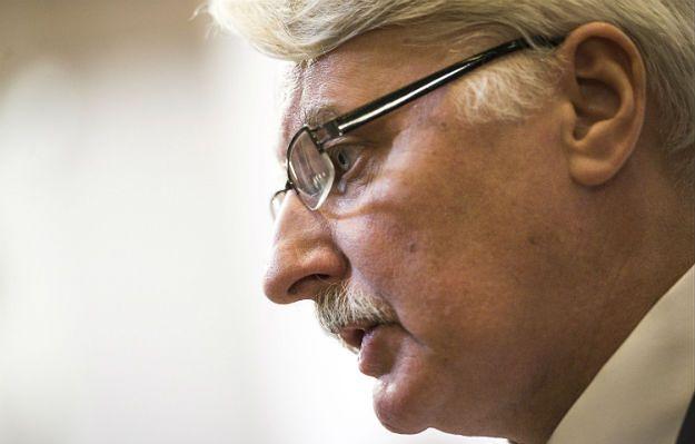 Katastrofa smoleńska. Wysłannik MSZ leci do Moskwy