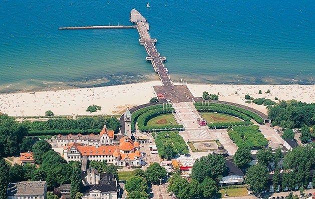 Najdłuższe molo w Europie, Sopot