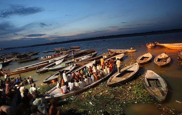 Miasto bogini Gangi