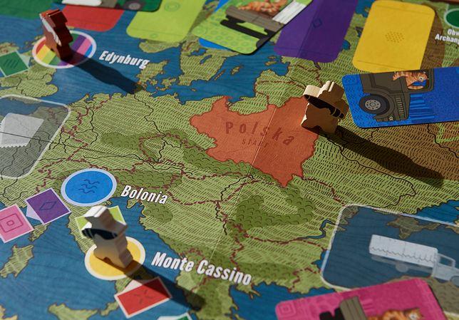 IPN stworzył kolejną grę planszową. Na prezentacji nie zabrakło senator Anny Marii Anders