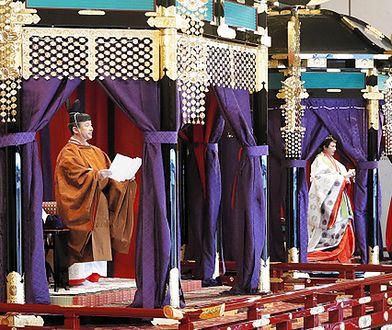 Nowy cesarz Japonii. Tradycja, która pochłania bajońskie sumy