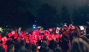 Protest kobiet w wielu śląskich miastach