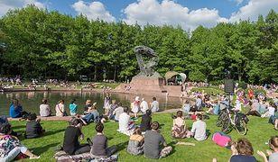 Chopin znów zagra w Łazienkach