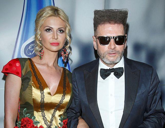 Maja Plich i Krzysztof Rutkowski zaczęli się spotykać w 2012 r.