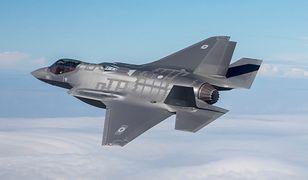 Myśliwce F-35 to przeżytek? Generał odpowiada na zarzuty Muska